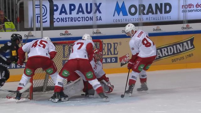 Hockey, National league: Fribourg - Lausanne (1-5) [RTS]