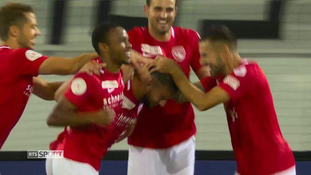 Football, Super League: Thoune - Sion (4-1) [RTS]