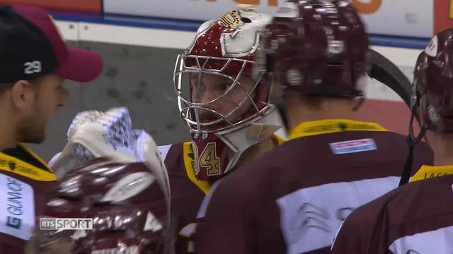 Hockey, National League: Genève - Fribourg (3-1) [RTS]