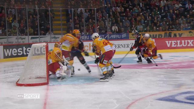 Hockey, National League: Berne - Langnau (3-0) [RTS]