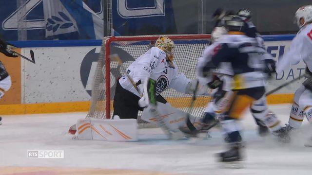 Hockey, National League: Zoug - Lugano (6-5) [RTS]