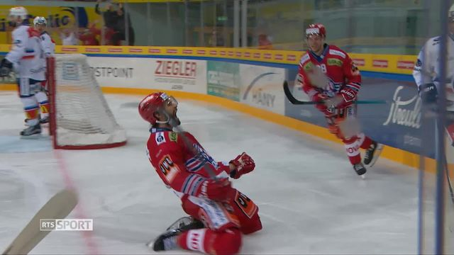 Hockey, National League: Rapperswil - Zurich (1-2) [RTS]