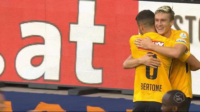 7e journée, YB - Bâle 5-0: 70e Aebischer marque à son tour [RTS]