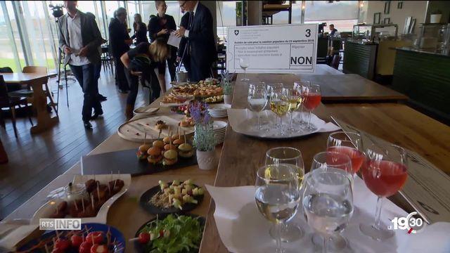 Votations fédérales: l'initiative sur les aliments équitables est rejetée [RTS]