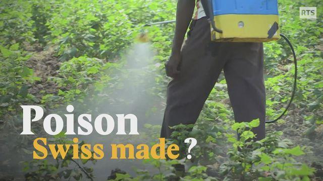 Pesticides = poison [RTS]