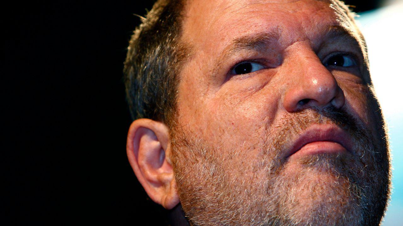 Le producteur américain déchu Harvey Weinstein. [Steve Crisp - Reuters]