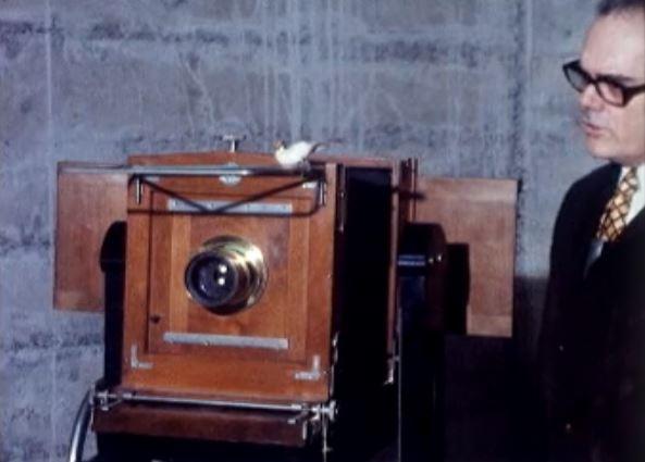 Un musée de l'appareil photographique