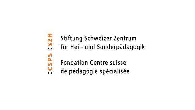 Le logo de la Fondation Centre suisse de pédagogie spécialisée [CSPS - csps.ch]