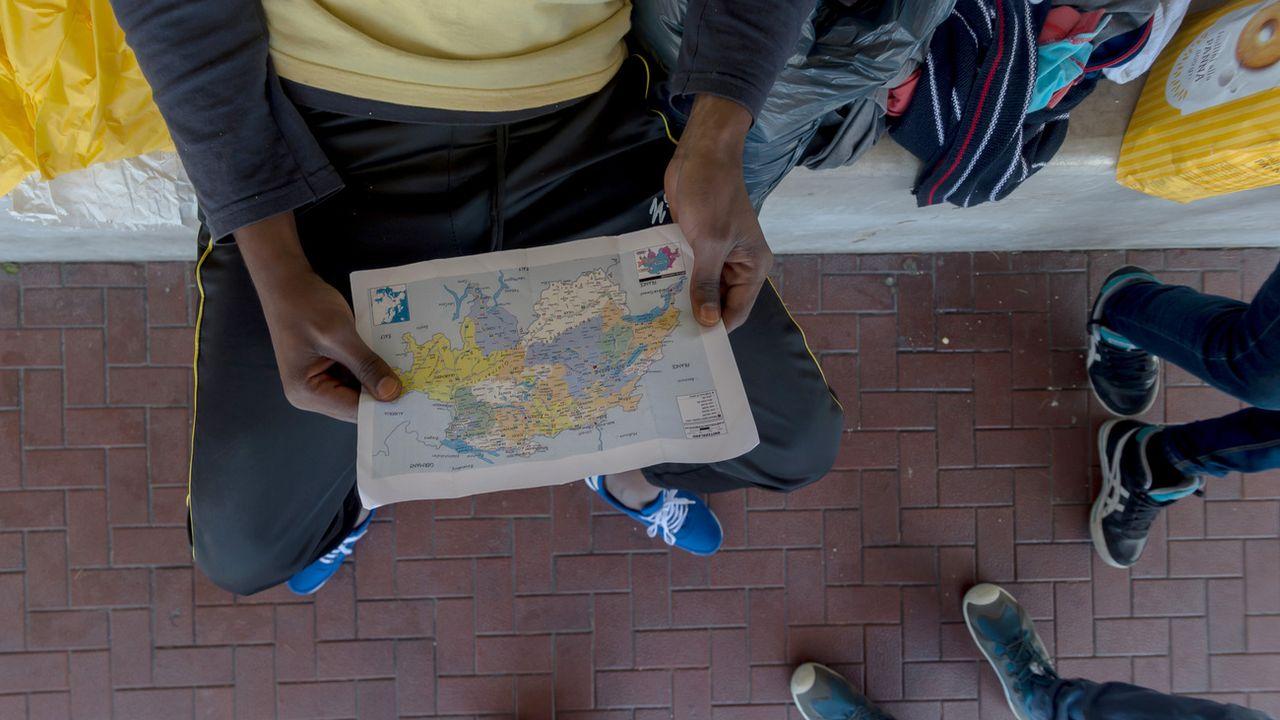 Il ne sera plus possible de voyager librement à l'étranger pour certains réfugiés en Suisse. [Pablo Gianinazzi - Ti-Press/Keystone]