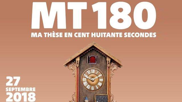 """Finale internationale 2018 de """"Ma thèse en 180 secondes"""" [MT180 - unil.ch]"""