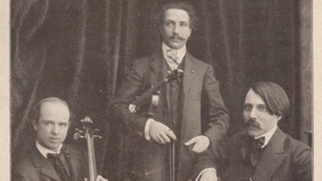 Thibaud, Cortot, Casals. [Gerschel - Wikicommons]