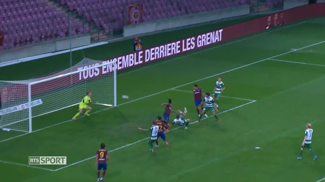 Football, Challenge League: Servette - Kriens (1-1) [RTS]