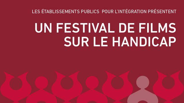 """L'affiche du """"Festival de Films sur le handicap"""", à Carouge, Genève et Chêne-Bourg. [DR - ffhge.ch]"""