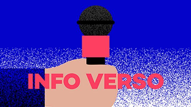 Banner Info Verso. [RTS]
