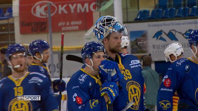 Hockey, National League: Davos - Langnau (0-7) [RTS]