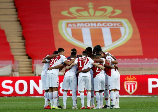 L'AS Monaco vit un début de saison catastrophique en Ligue 1 française. [Sébastien Nogier - EPA - Keystone]