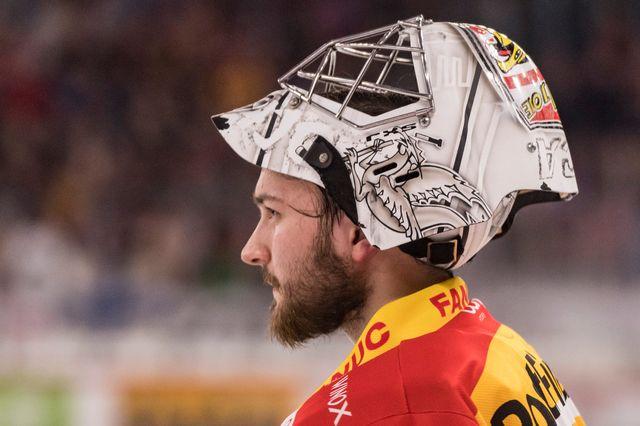 Le gardien seelandais Elien Paupe a réussi ses débuts en championnat [Alessandro della Valle - Keystone]
