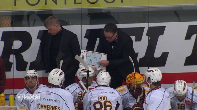 Hockey, National League : les autres clubs romands [RTS]
