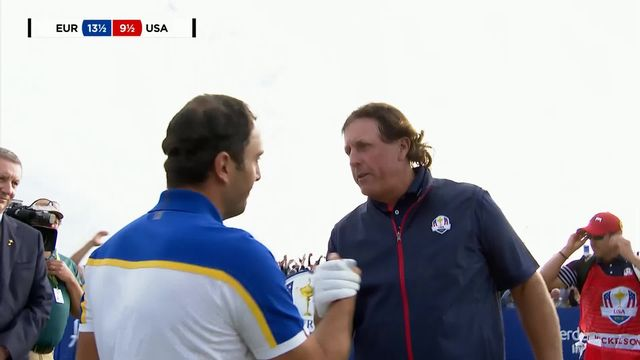 Golf: Ryder Cup [RTS]