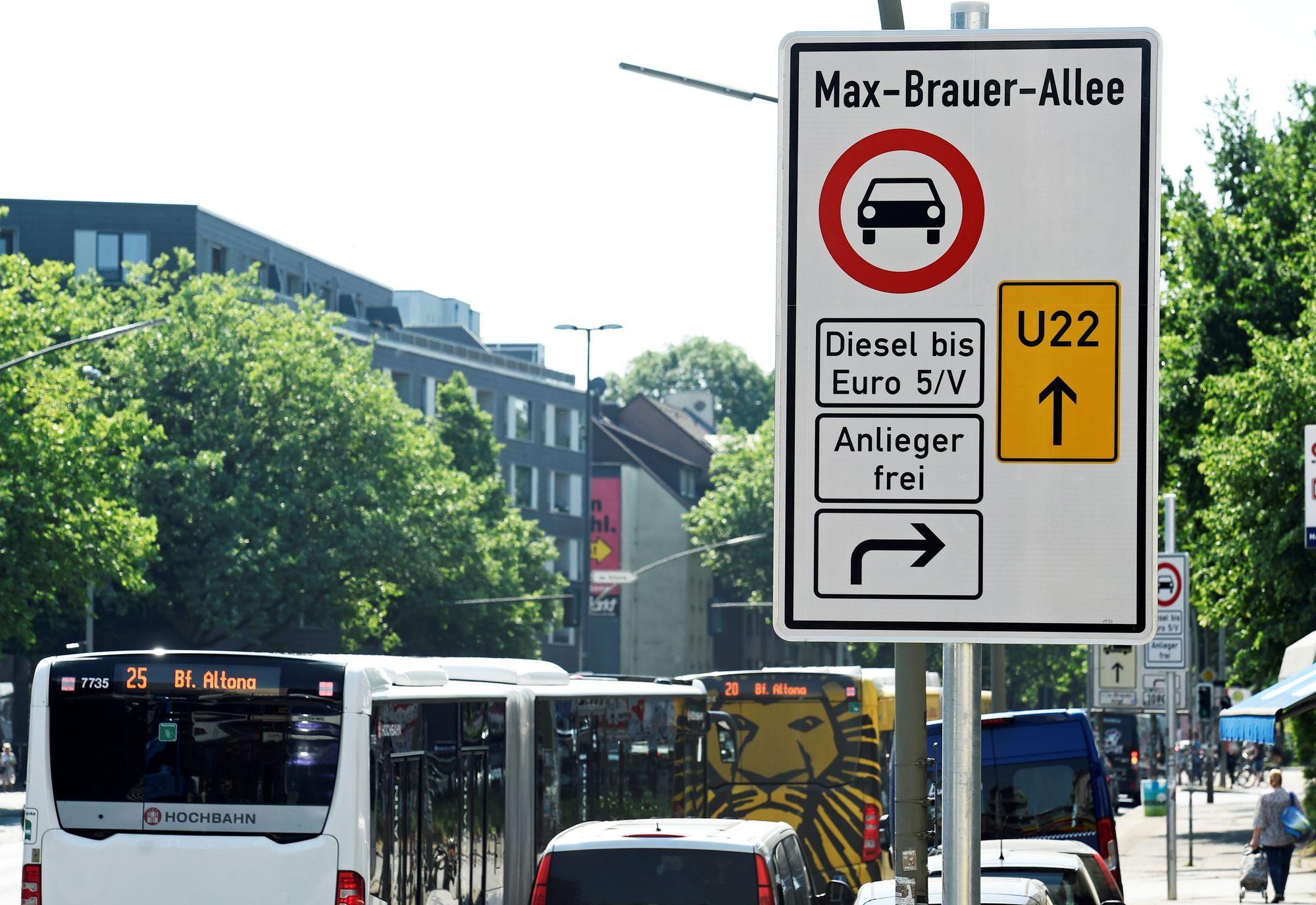 Négociations nocturnes pour fixer le sort des vieux diesels — Allemagne