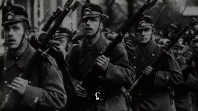 Des lettres écrites pendant la Première Guerre mondiale retrouvées dans une maison familiale [RTS]