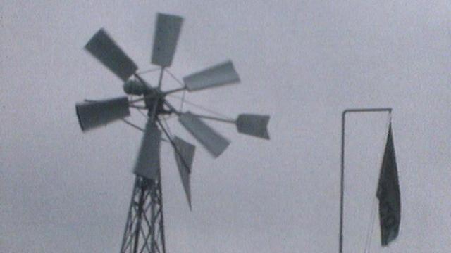 L'éolienne, un film de Michel Soutter en 1975. [RTS]