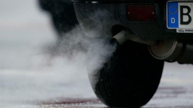 Le Parlement européen se dit favorable à une baisse de 40% des émissions de CO2 automobile. [Tobias Schwarz - Reuters]