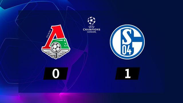 2e journée, Lok.Moscou – Schalke 04 (0-1): Weston McKennie offre la victoire à Schalke dans les dernières minutes