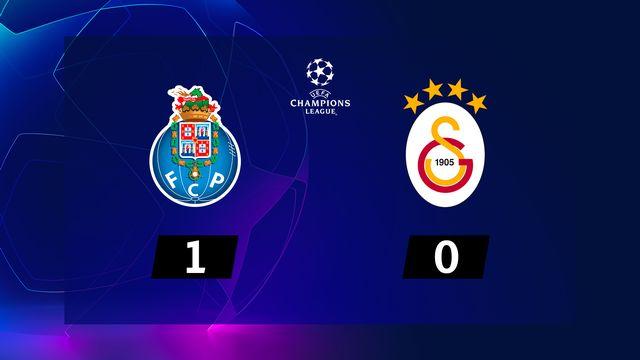 2e journée, Porto – Galatasaray (1-0): Marega offre la victoire au FC Porto