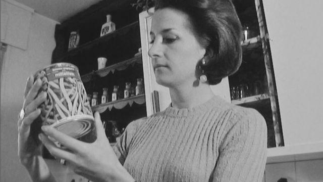 Actualité au féminin en 1968 [RTS]