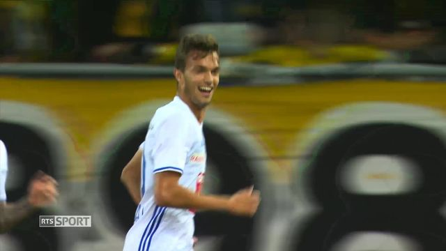 Super League, 10e journée: Young-Boys - Lucerne (2-3) [RTS]