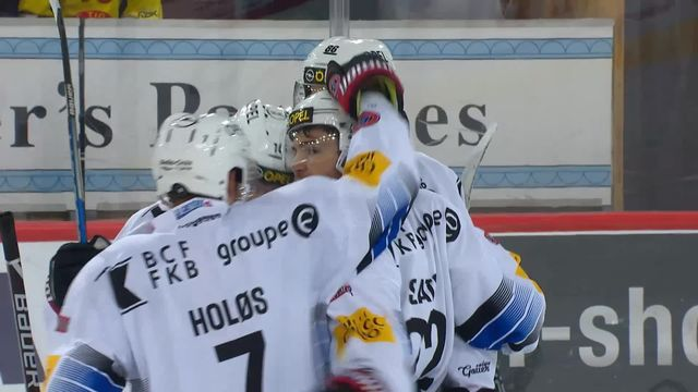 National League, 8e journée: Langnau - Fribourg (0-2) [RTS]