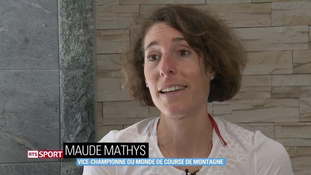 Course à Pied - Maude Mathys [RTS]