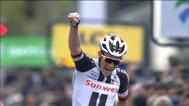 Paris-Tours: victoire de Soren Kragh Andersen (DEN) [RTS]