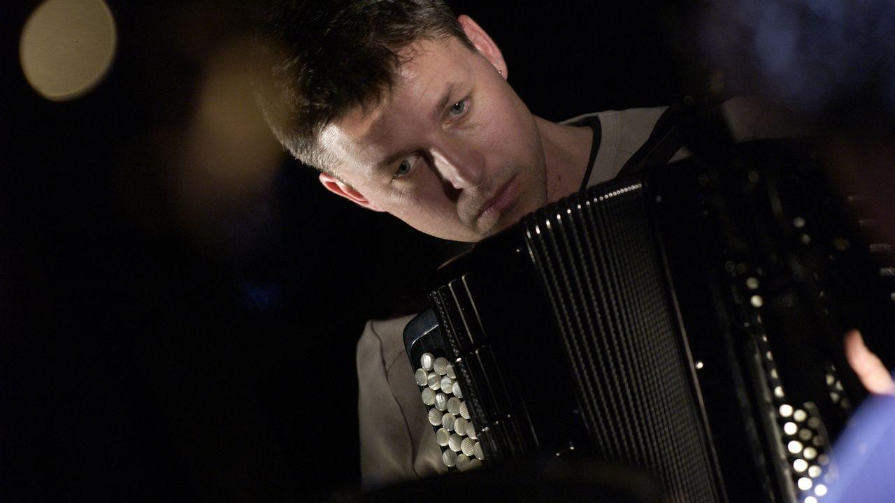 L'accordéoniste Stéphane Chapuis. [stephanechapuis.ch]