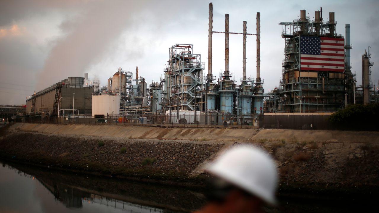 Malgré des prix en hausse, le pétrole de schiste américain n'arrive toujours pas sur les marchés. [Lucy Nicholson - Reuters]