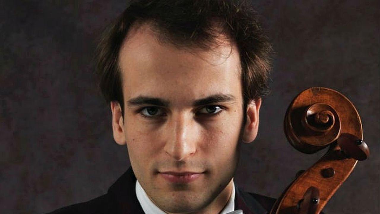 Le violoncelliste Christoph Croisé. [DR]