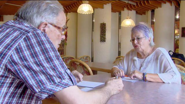 Un speed dating pour seniors [RTS]