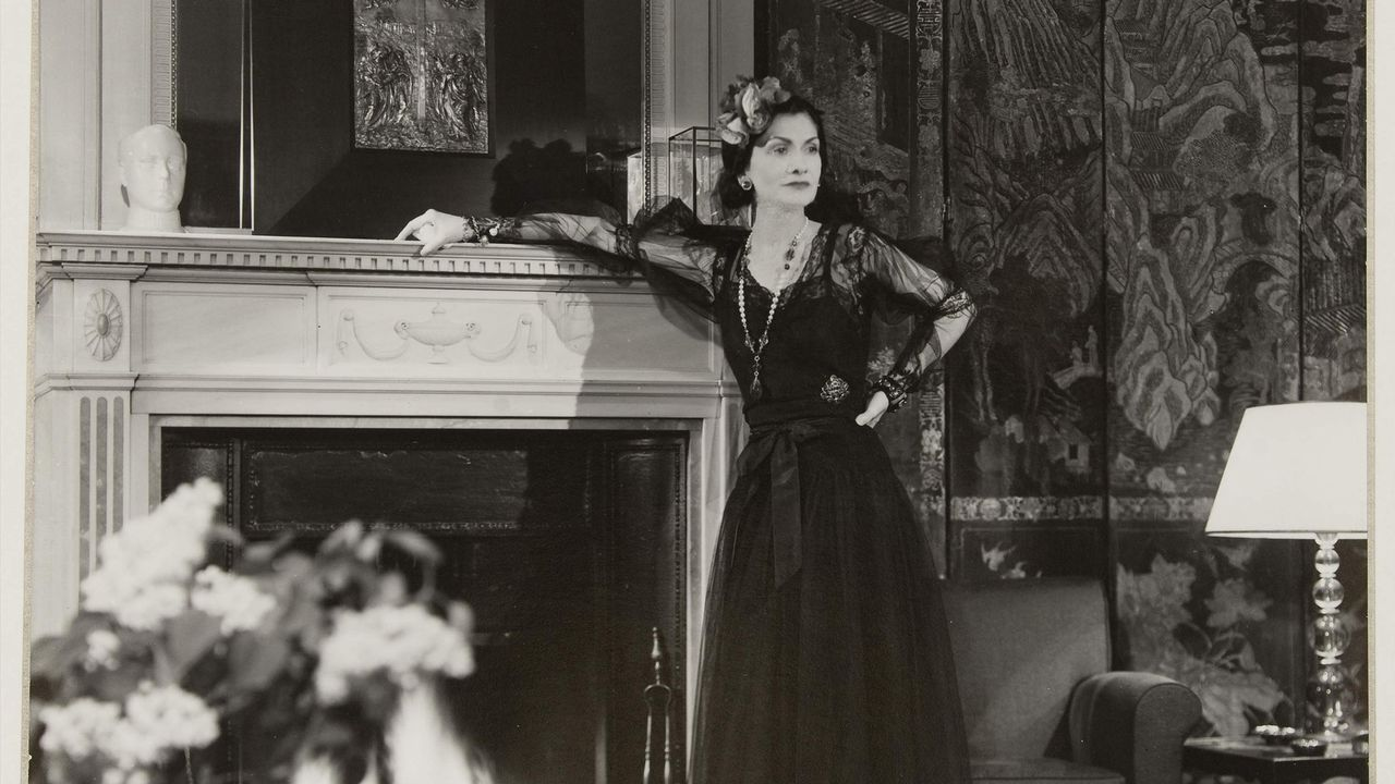 Gabrielle Chanel. [RTS / France TV]