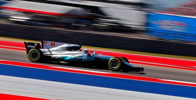 F1 GP des Etats-Unis Essais qualificatifs [LARRY W. SMITH - Keystone]