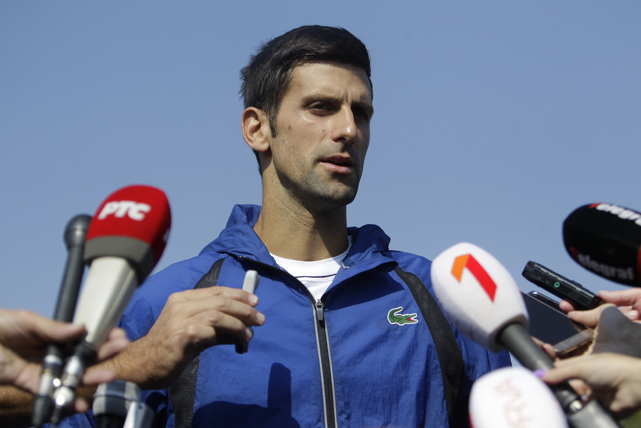 ATP Shanghaï: Djokovic triomphe et se rapproche du trône mondial