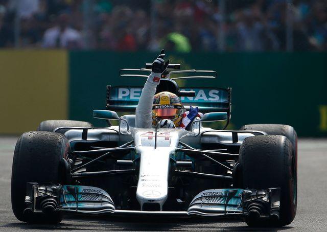 F1 GP du Mexique Essais qualificatifs [Eduardo Verdugo - Keystone]