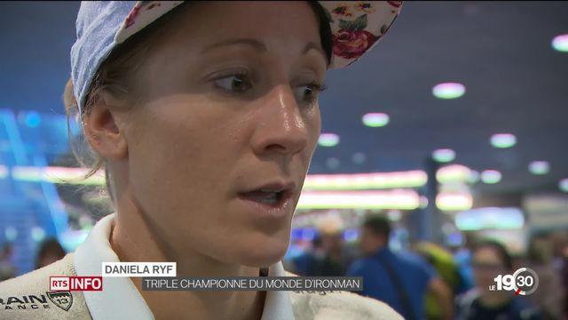 Daniela Ryf vise un quatrième titre mondial à l'ironman d'Hawaï [RTS]