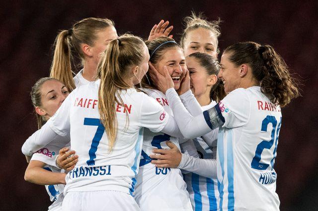 FC Zurich Dames