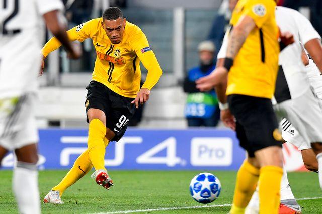 UEFA Ligue des Champions Young Boys - Valence 3e journée [Peter Schneider - Keystone]