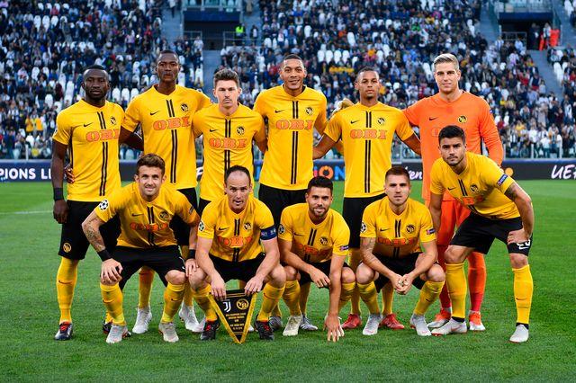 Young Boys Ligue des Champions