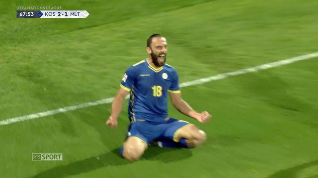 Gr.3, Kosovo – Malte (3-1): le Kosovo de Bernard Challandes s'impose face à Malte [RTS]
