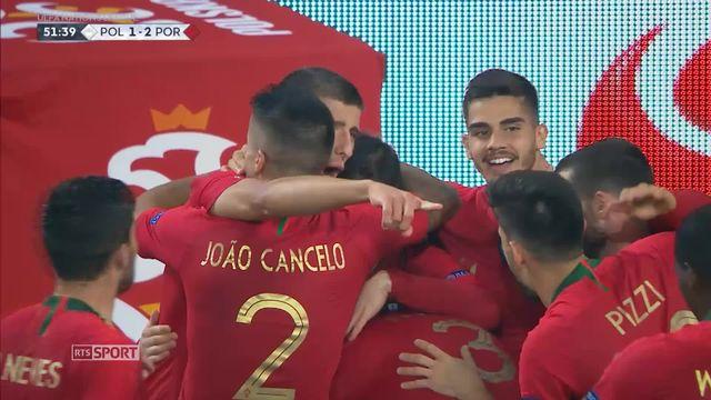 Gr.3, Pologne – Portugal (2-3): le Portugal s'impose en Pologne [RTS]