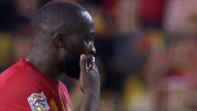 Gr.2, Belgique – Suisse (2-1): tous les buts du match [RTS]
