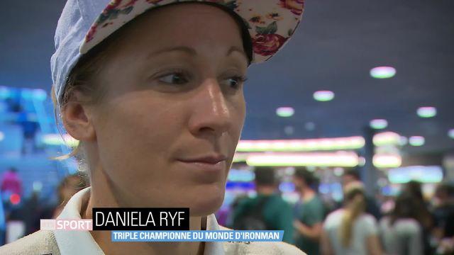 Une Suissesse à l'IronMan [RTS]